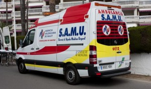 Muere durante su guardia un técnico de Emergencias Sanitarias en Alicante