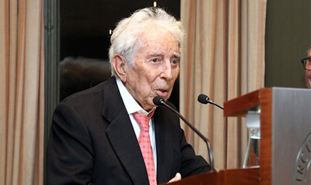 Muere Josep María Gil-Vernet, primer médico español en trasplantar un riñón
