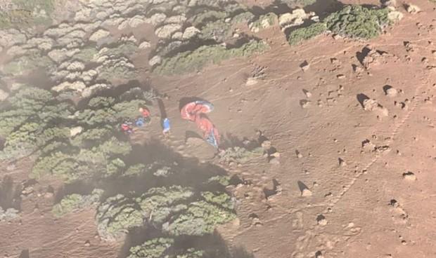 Muere un MIR de Familia en un accidente de parapente en el Teide