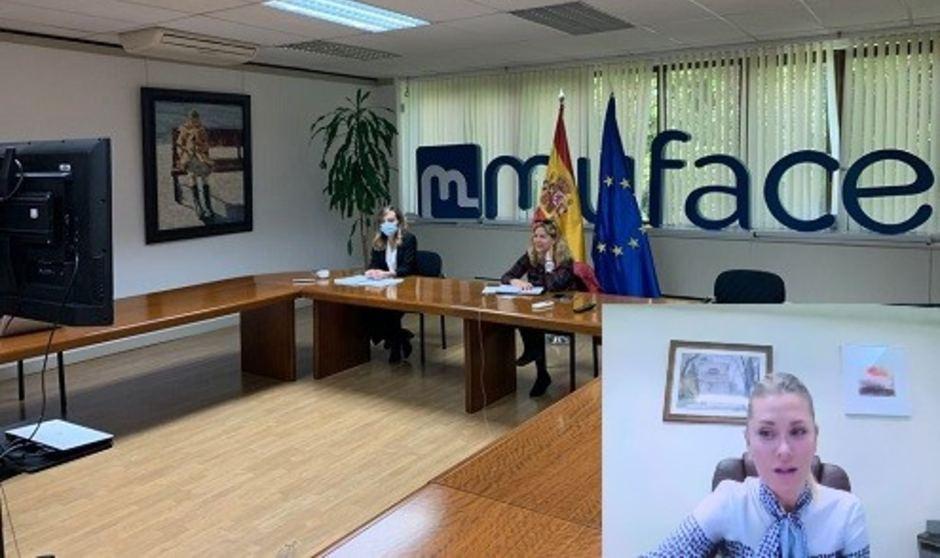 Muface 'instruye' a otros países en el modelo español de mutualismo