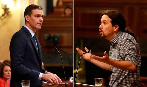 Muface, patentes y aborto: las diferencias sanitarias entre PSOE y Podemos
