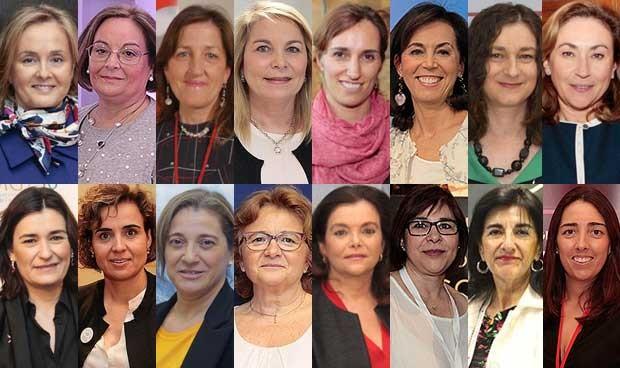 Mujeres líderes de la Sanidad decidirán los Premios Sanitarias 2019