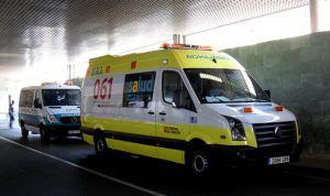 Multada con 200 euros una ambulancia que atendía una urgencia en Zaragoza