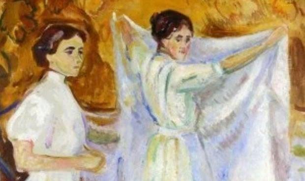Munch, el pintor que 'quitó' las cofias a las enfermeras hace 100 años