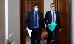 Murcia compatibiliza trabajar en la sanidad pública y en la concertada