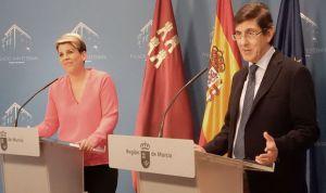Murcia garantiza el suministro de 13 tipos de vacunas hasta 2019
