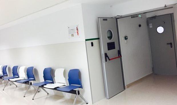 Murcia  invierte 1,5 millones en el área de radiología de la Arrixaca