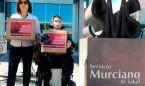Murcia: Pacientes entregan al SMS 116.000 firmas contra el concurso de TRD