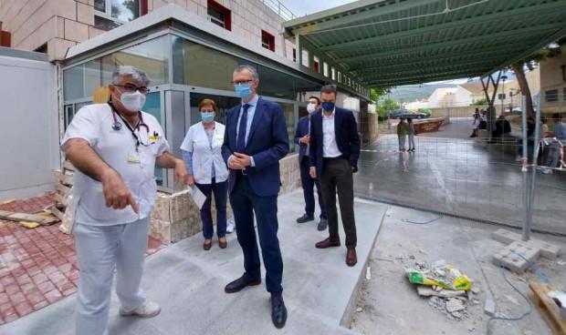 Murcia reduce todas sus listas de espera en los últimos tres meses