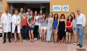 Murcia ya cuenta con su primera generación de fisioterapeutas osteópatas