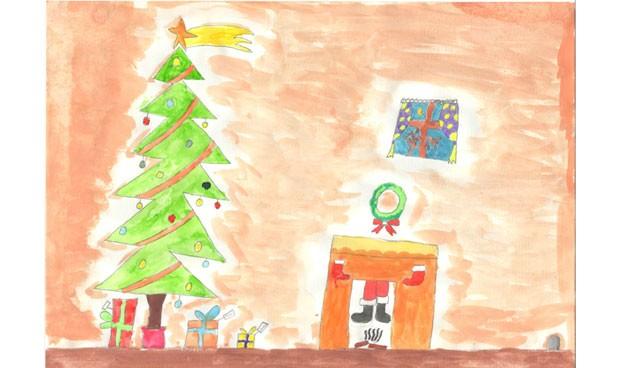 Mutual Médica abre un concurso de dibujo para elegir su postal navideña