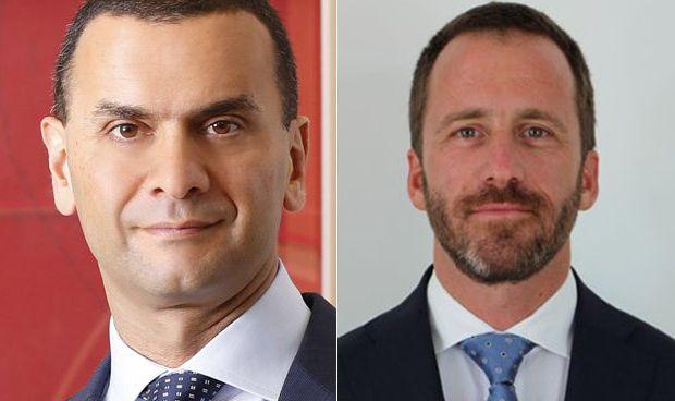Nabil Daoud y Cristian Ostrowski
