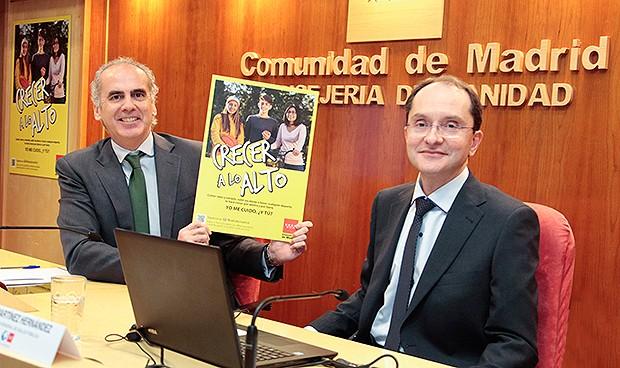 Nace Crecer a lo Alto para fomentar la salud en los adolescentes madrileños