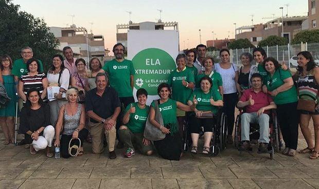 Nace la asociaci�n ELA-Extremadura para dar visibilidad a los enfermos