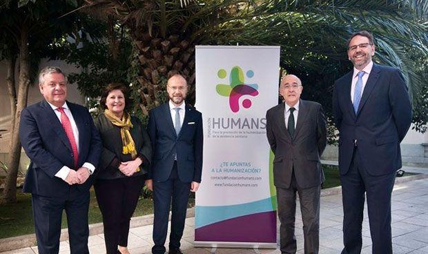 """Nace la Fundación Humans, para aportar más """"humanización"""" al SNS"""