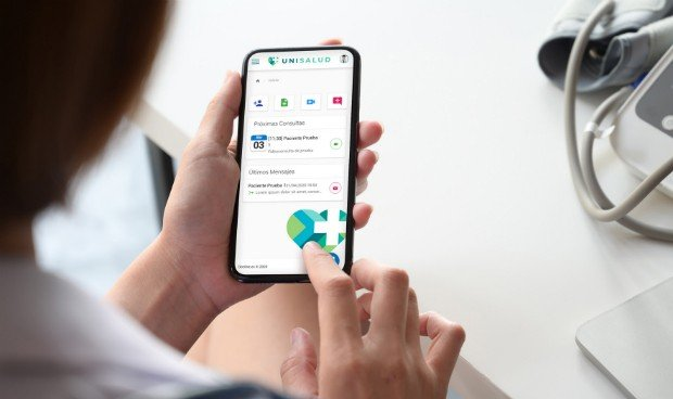 Nace Unisalud, la plataforma de telemedicina para el profesional sanitario