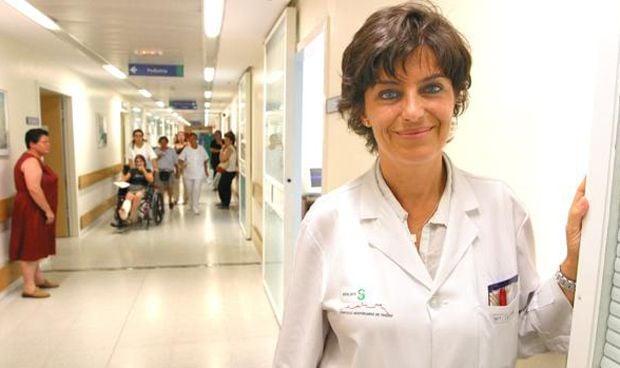 Natividad Laín, nueva presidenta del Colegio de Médicos de Toledo