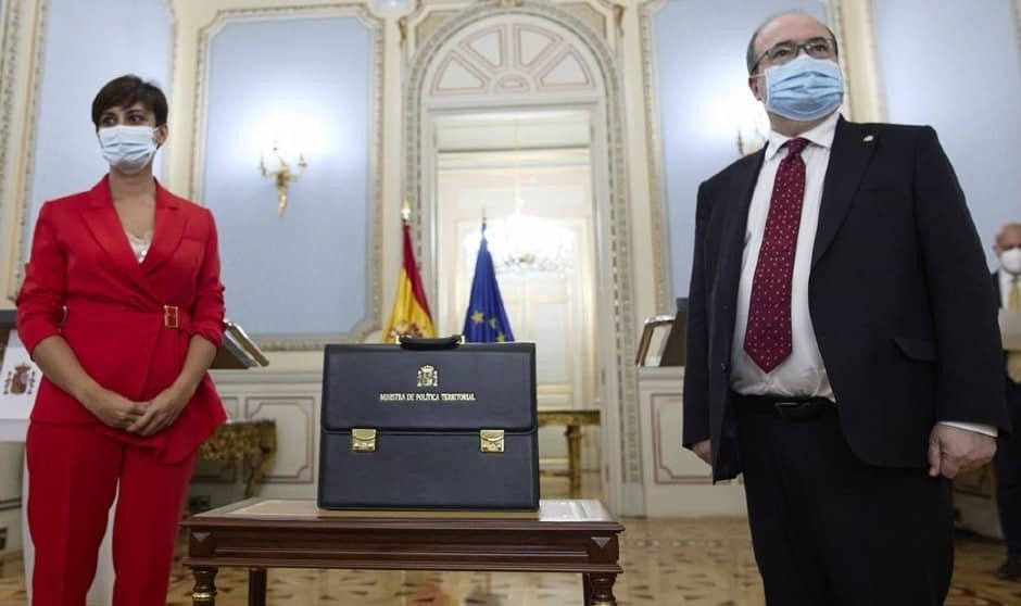 Navarra asume la competencia sobre sanidad penitenciaria