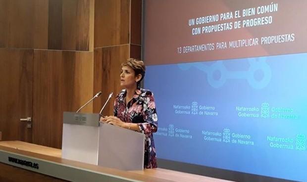 Navarra impulsa su AP con un Presupuesto total de 1.162,3 millones; 7% más