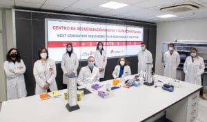 Navarra secuencia por primera vez muestras Covid para detectar nuevas cepas