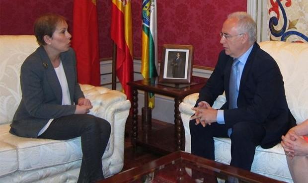 Navarra y La Rioja  sientan las bases para su colaboración sanitaria