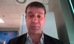 El neumólogo López-Campos Bodineau, profesor titular de Medicina de la US