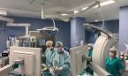 Neurocirugía intracraneal de alta complejidad en el Hospital de Málaga