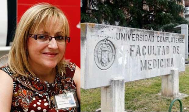 La neuróloga María de la Luz Cuadrado, catedrática de Medicina en la UCM