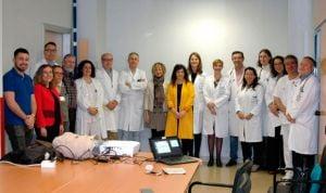 Neurología del Talavera usa la realidad virtual para rehabilitar el ictus