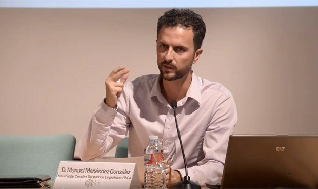 El neurólogo Manuel Menéndez, profesor titular de la Universidad de Oviedo