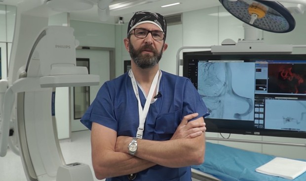Neurorradiología Intervencionista de la Jiménez Díaz: un referente europeo