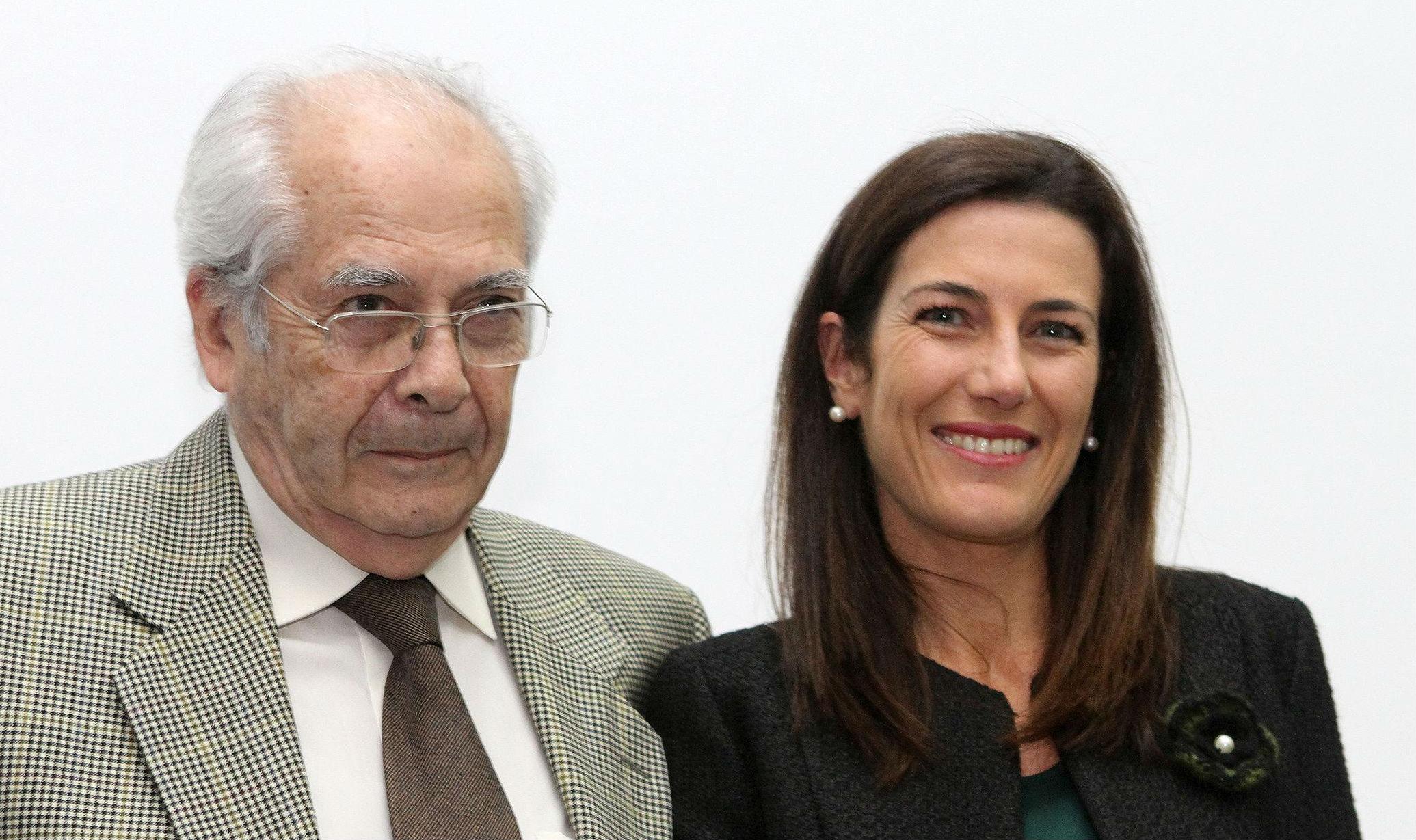 Nicolás Boada y Marta Carrillo