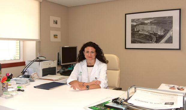 Nieves Romero, nueva directora gerente del Hospital Virgen del Rocío