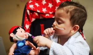 Un niño recibe el alta tras ser trasplantado de seis órganos en La Paz
