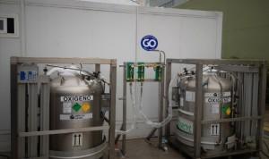 Nippon Gases medicaliza el hospital de campaña Covid-19 de Fuenlabrada