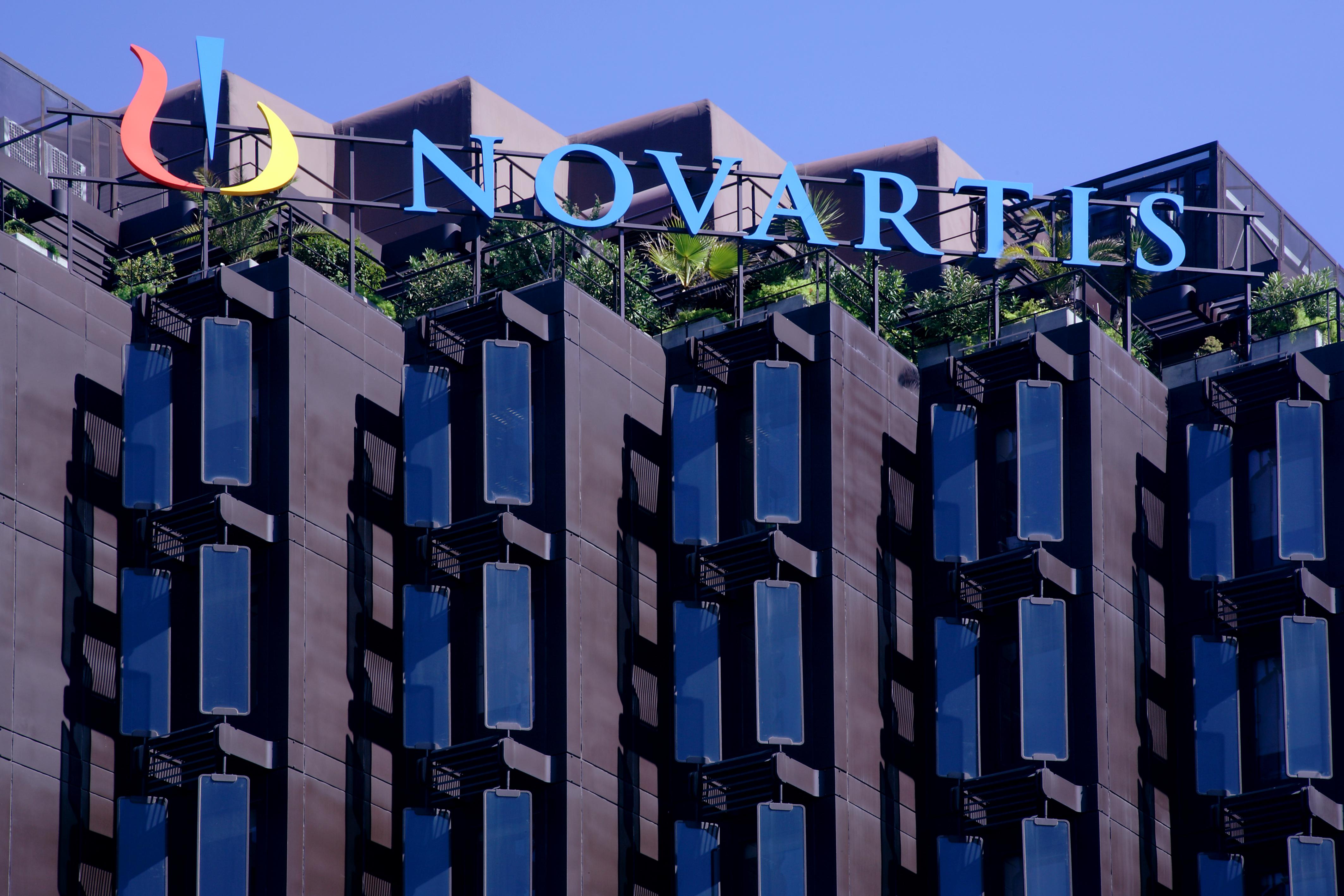 Novartis prepara su mudanza... para 2017