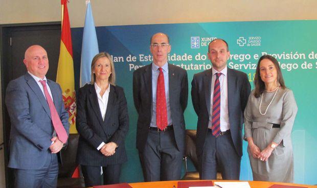 Novartis y Sergas renuevan su acuerdo para promover la investigación
