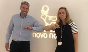 Novo Nordisk y Álex Ruiz colaboran para concienciar sobre la diabetes