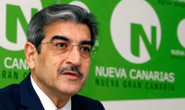 Nueva Canarias pide un crédito extraordinario de 54 millones para sanidad