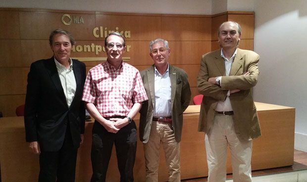 Nueva 'cúpula' de la Asociación de Gestores Sanitarios de Aragón