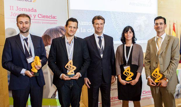 Nueva edición de los 'Premios Jóvenes Investigadores' de AstraZeneca