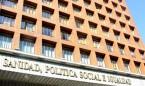 Nueva estructura de Sanidad tras la salida de Consumo y Servicios Sociales