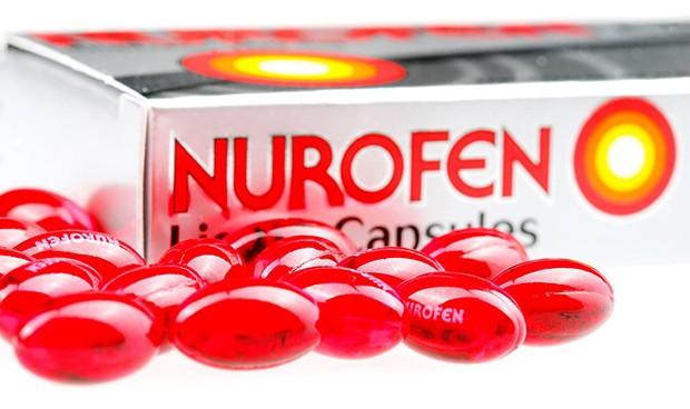 Nueva multa a Reckitt Benckiser por engañar a los consumidores con Nurofen