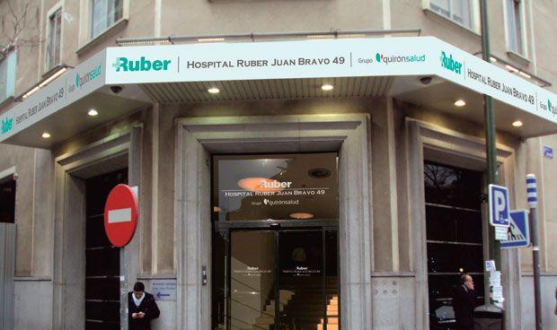 Nueva Unidad de Hospitalización en Hematología de Ruber Juan Bravo