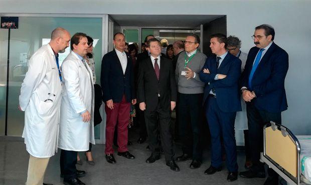 Nueva Unidad de Oncohematología en el Hospital General de Albacete