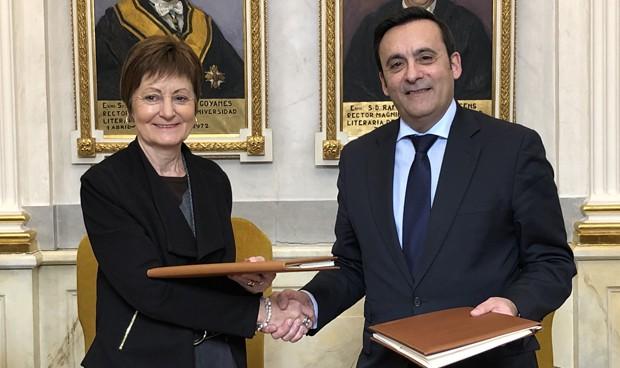 Nuevo acuerdo de colaboración entre Cofares y la Universitat de València