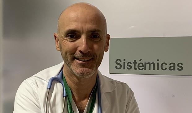 Nuevo algoritmo diagnóstico para esclerodermia e hipertensión pulmonar