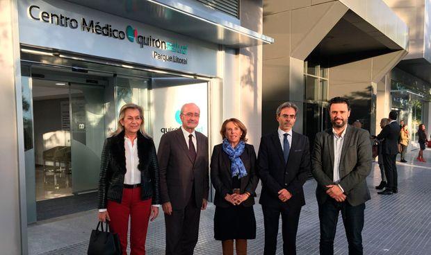 Nuevo Centro Médico Quirónsalud Parque Litoral, el quinto en Málaga