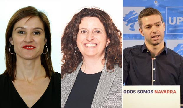 Nuria Medina (PSN), nueva presidenta de la Comisión de Salud de Navarra