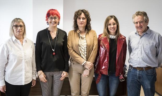 Nursing Now Navarra pide una Dirección de Cuidados a Santos Induráin